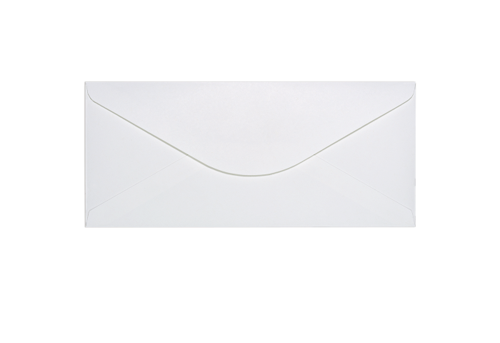 #10 Diamond Flap Envelopes