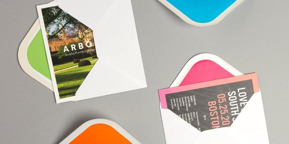 ColourSplash Envelopes
