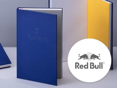 Red Bull's brand notebooks
