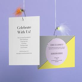 Designs Cartons d'Invitation