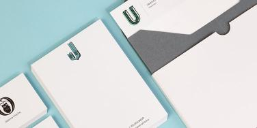 suite of stationery