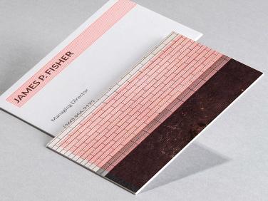 Letterpress Visitenkarten Visitenkarten Mit Prägung Moo De
