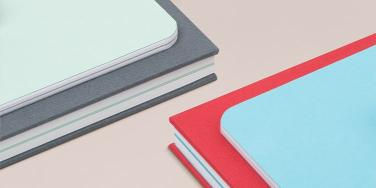 Hard & Softcover Duo Notebooks