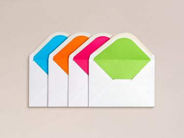 Medium ColorSplash Envelopes
