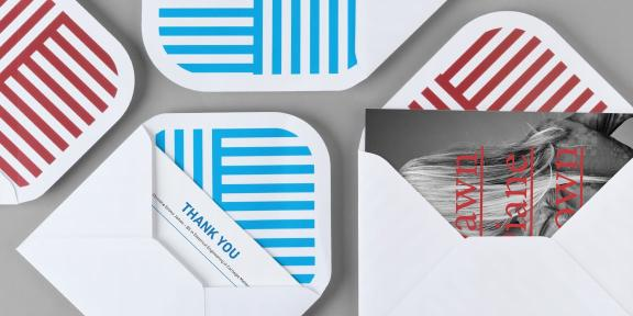 Small Patterned Envelopes