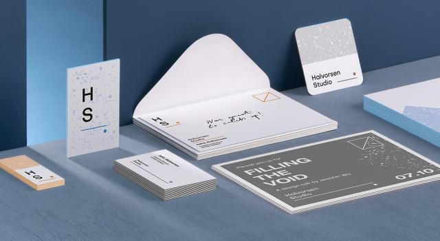 Print products on Luxe paper