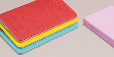 MOO x Kate Moross Journals