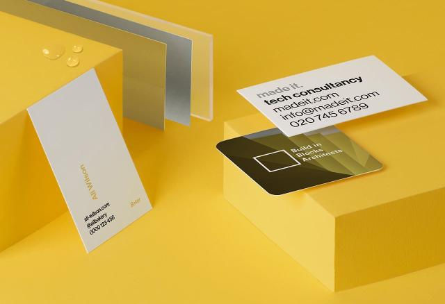 Super Business Cards