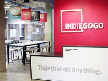 How Indiegogo got its groove