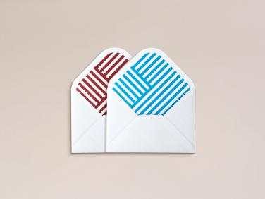 Small PatternSplash Envelopes