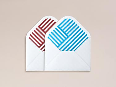 Medium PatternSplash Envelopes