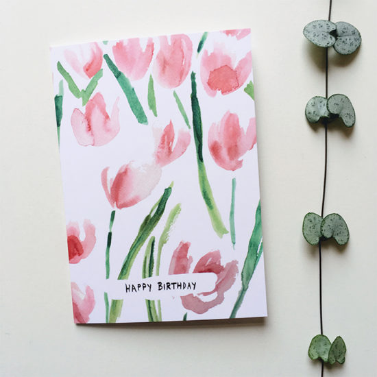 Gemma Hampton greeting card