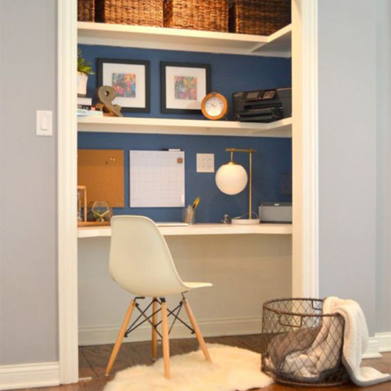 Amazing Home Office: Space-saving Ideas For Amazing Home Offices
