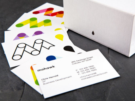 When MOO met Mohawk: the story behind Luxe Paper - MOO Blog