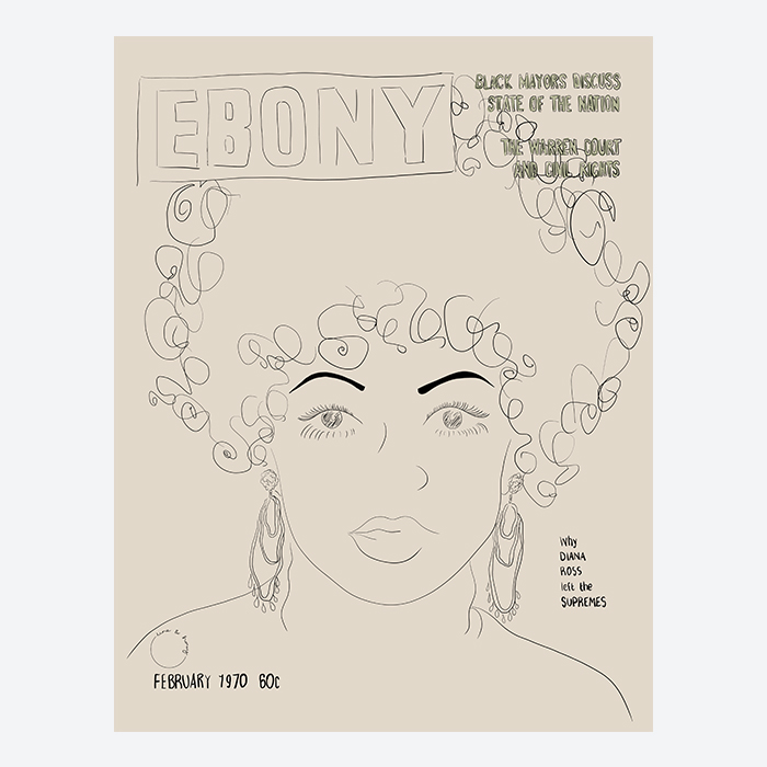 Line and Honey Ebony cover