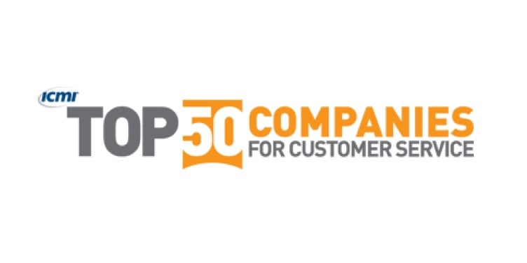 Top 50 Companies for Customer Service