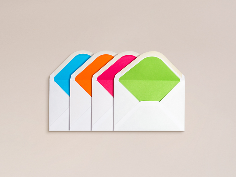 Small ColourSplash Envelopes