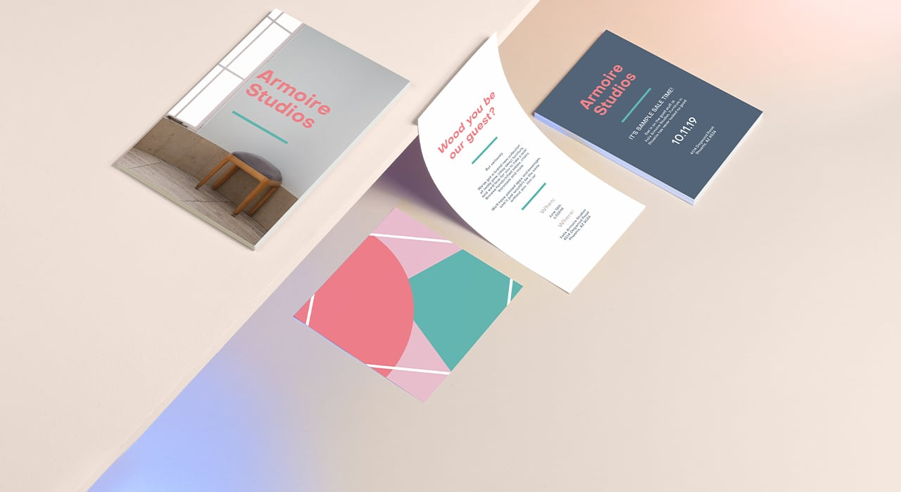 A6 Double Sided  DESIGN ONLY Bespoke Design Flyer Leaflets Fast Service A5