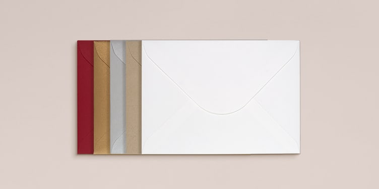 Small (A6) Envelopes