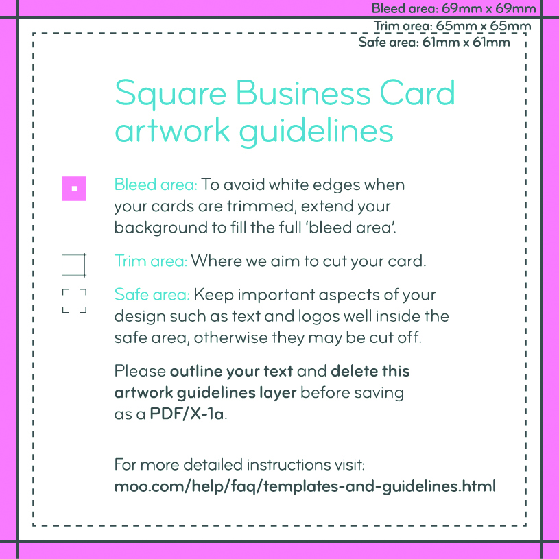 Luxury business cards thick premium business cards moo uk jpeg reheart Gallery