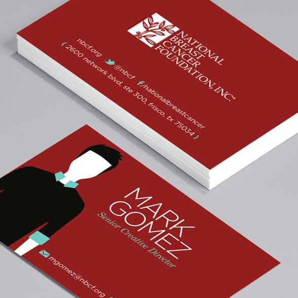 Business card printing moo for bigger businesses moo canada nbcf card reheart Image collections