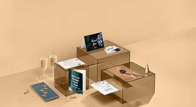Custom Online Business Printing Design Moo Uk