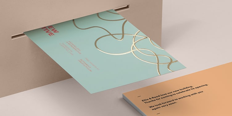Online Business Printing Design