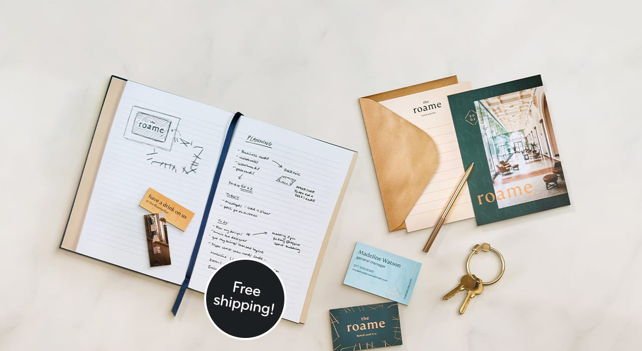 Custom Online Business Printing Design Moo Us