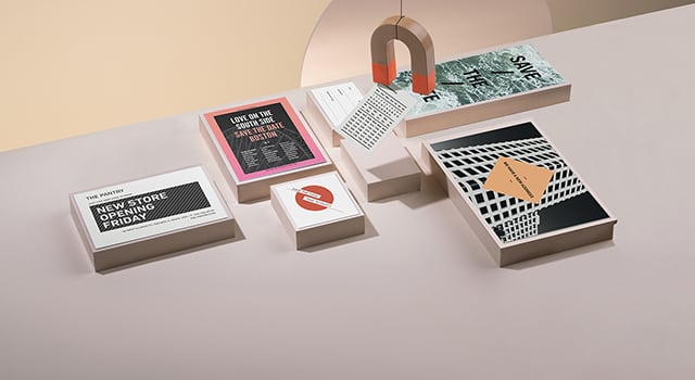 Premium Business Cards, Postcards, Stickers and more