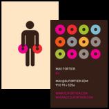 Dj business cards business card for djs moo moo united states business cards for djs wedding dj m colourmoves