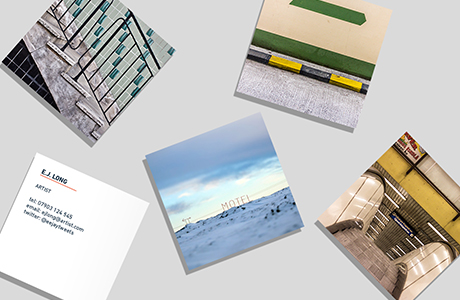 Instagram Photography Square Business Cards | MOO | MOO (United ...