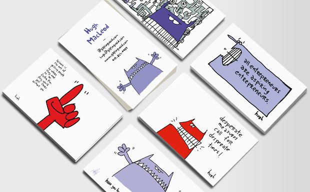 Big news gapingvoid is now publishing cartoon business cards with gapingvoid for entrepreneurs colourmoves Image collections