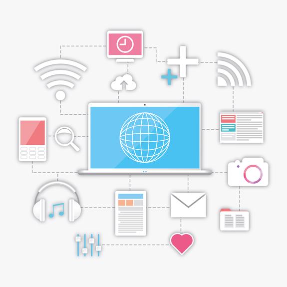 Explain internet marketing tools