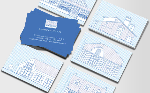 business cards for architects - Architect Business Card