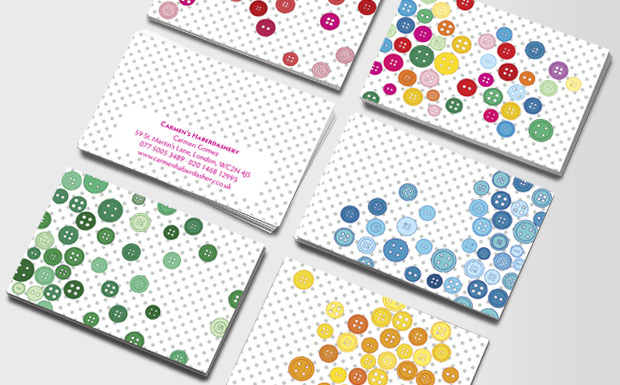 craft business cards