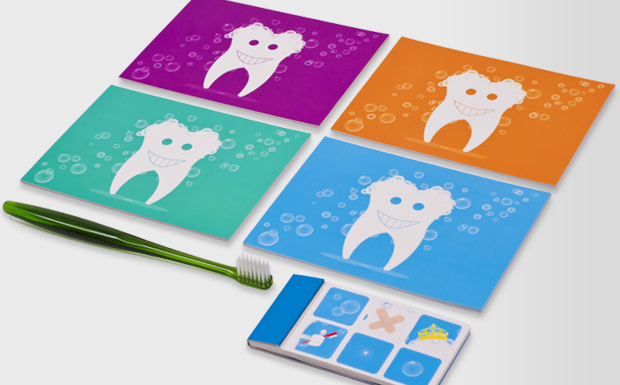 Dental Business Cards | Business Card for Dentists | MOO | MOO ...