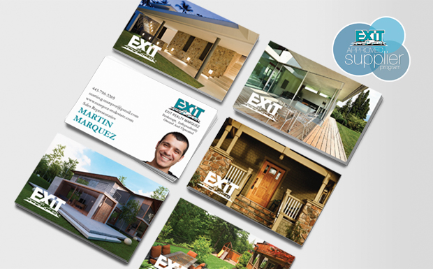 Moo business cards cards for exit realty associates moo canada reheart Images