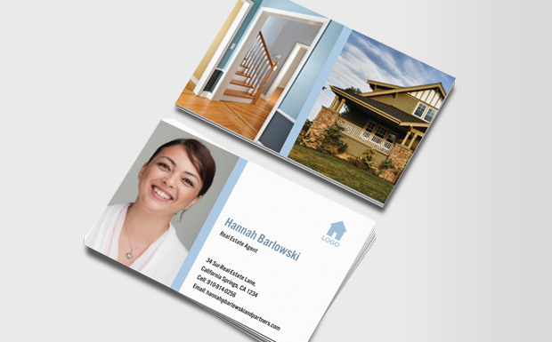 Moo Business Cards Business Cards For Real Estate Agents Moo