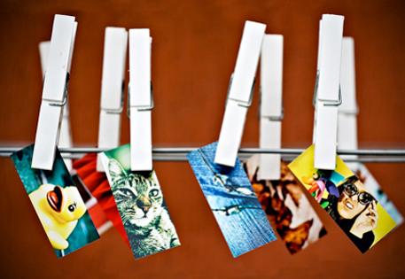 MiniCard washing line by Giulietta