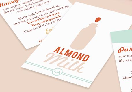 Almond Milk LA