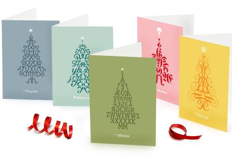 MOO Readymade Holiday designs