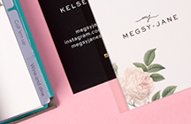 Fashion Business Card Ideas | MOO (United States)