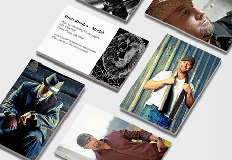 Brett Rhodes Business Cards