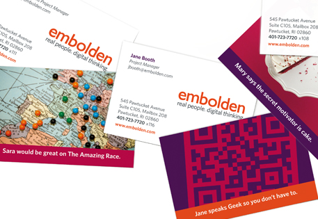 Business Cards by Embolden