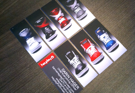 MiniCards by Heyday Footwear