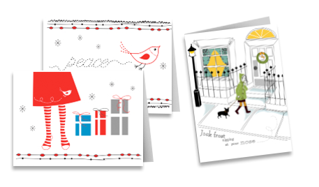 Greeting Cards by Askey Illustration