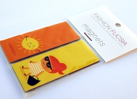 Beautiful MiniCards and Postcards by Fashion Fuschia