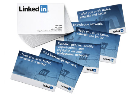 Get the linkedin look moo united states linkedin use moo business cards to create a professional effect colourmoves