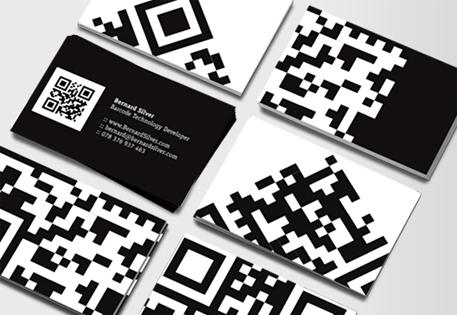 Use qr codes creatively moo united states create your own business cards colourmoves