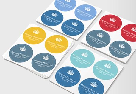 Return Address Labels | MOO (United Kingdom)